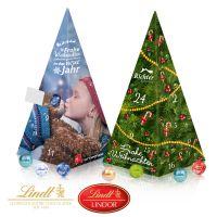 Weihnachtspyramide Adventskalender Lindt
