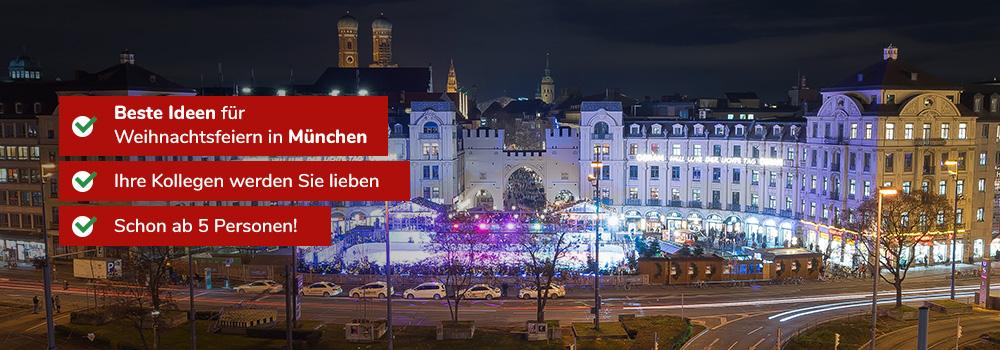 Weihnachtsessen In München.Ideen Für Weihnachtsfeiern In München 2019 Weihnachtsplaner