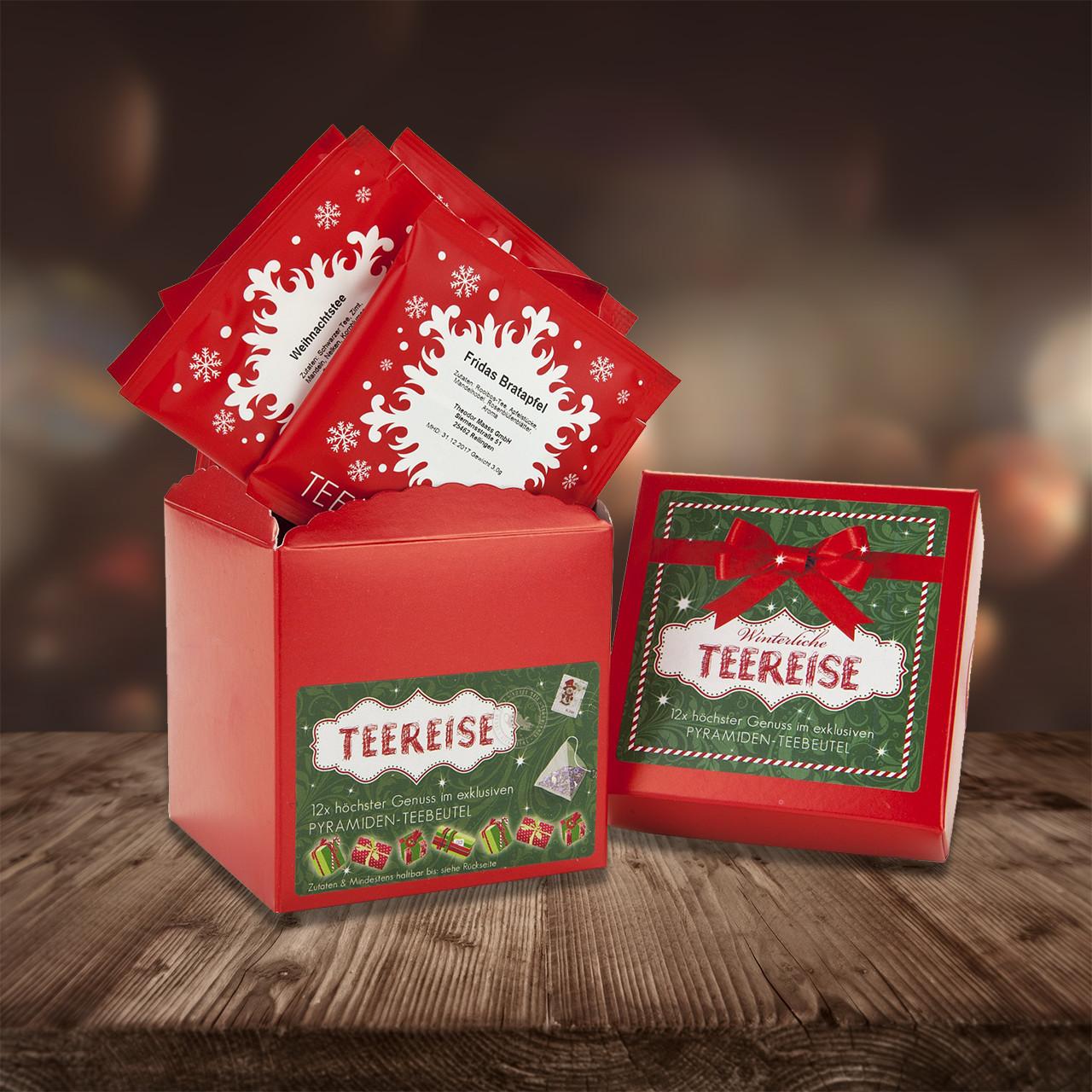 Alkoholfreie Weihnachtsgeschenke für Kunden und Mitarbeiter ...