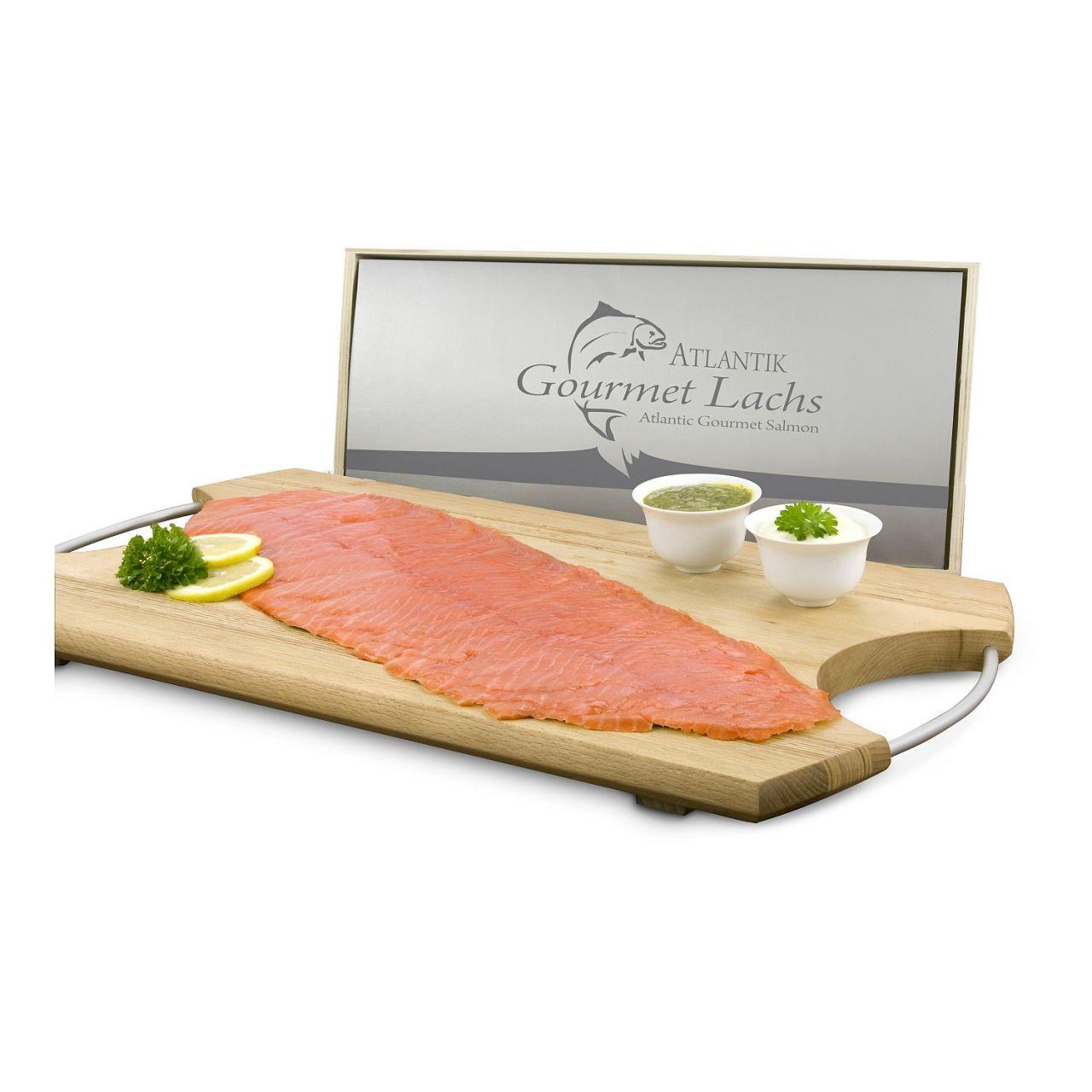 Lachs-Geschenk: Gourmet