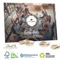 Tisch-Adventskalender Lindt Foto 02 - selbstgestaltet
