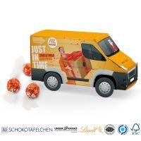 Transporter Präsent Ritter Sport