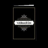 Simple Schneeflocke 03