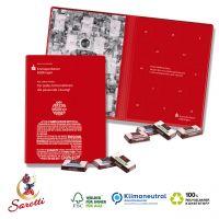 Weihnachtsbuch exklusiv Sarotti