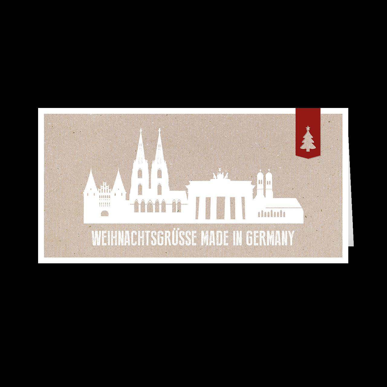 Skyline modern - Germany
