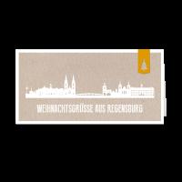 Skyline modern - Regensburg