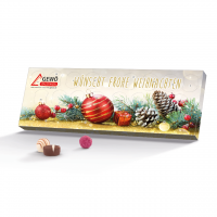 Mini-Trüffel Adventskalender