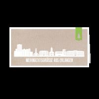 Skyline modern - Erlangen