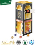 Mini-Kugeln Tower Adventskalender Lindt