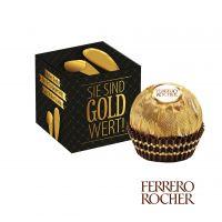 Sie sind Gold wert - Ferrero Ostern