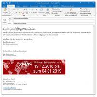 """E-Mail-Signatur """"Landscape"""""""
