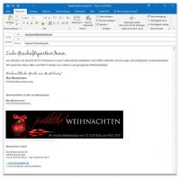 "E-Mail-Signatur ""Blackedition"""