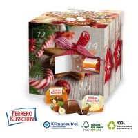 Cube Adventskalender Ferrero Küsschen