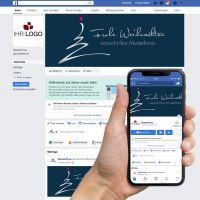 """Facebook-Titelbild """"Design"""""""