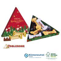 Präsentbox Dreieck mit TOBLERONE Minis
