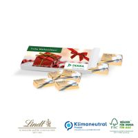 Schokolade in Präsentbox Täfelchen lose