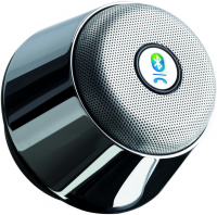 Bluetooth-Speaker - Chrome