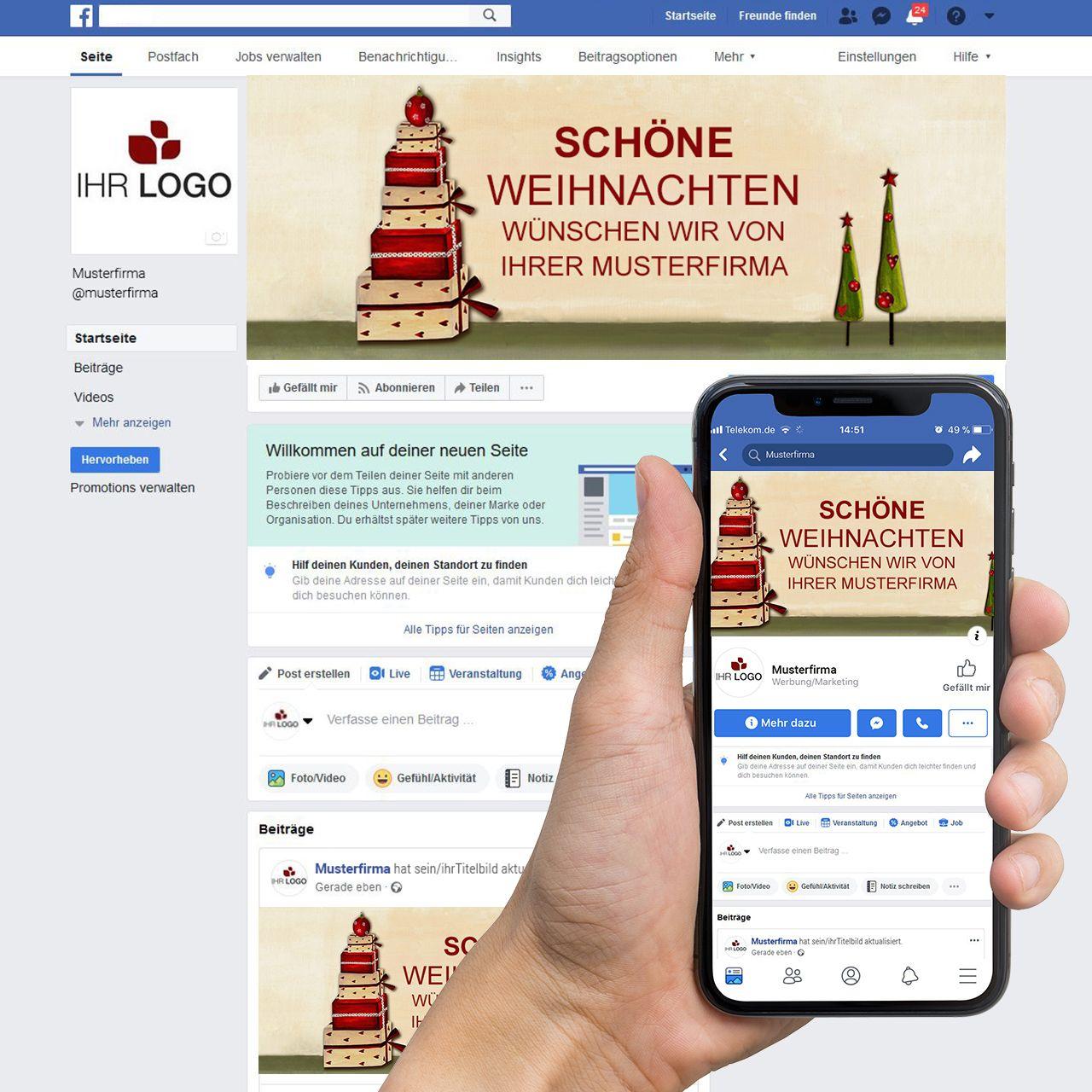 Facebook-Titelbild ´´Baumgeschichten 04´´