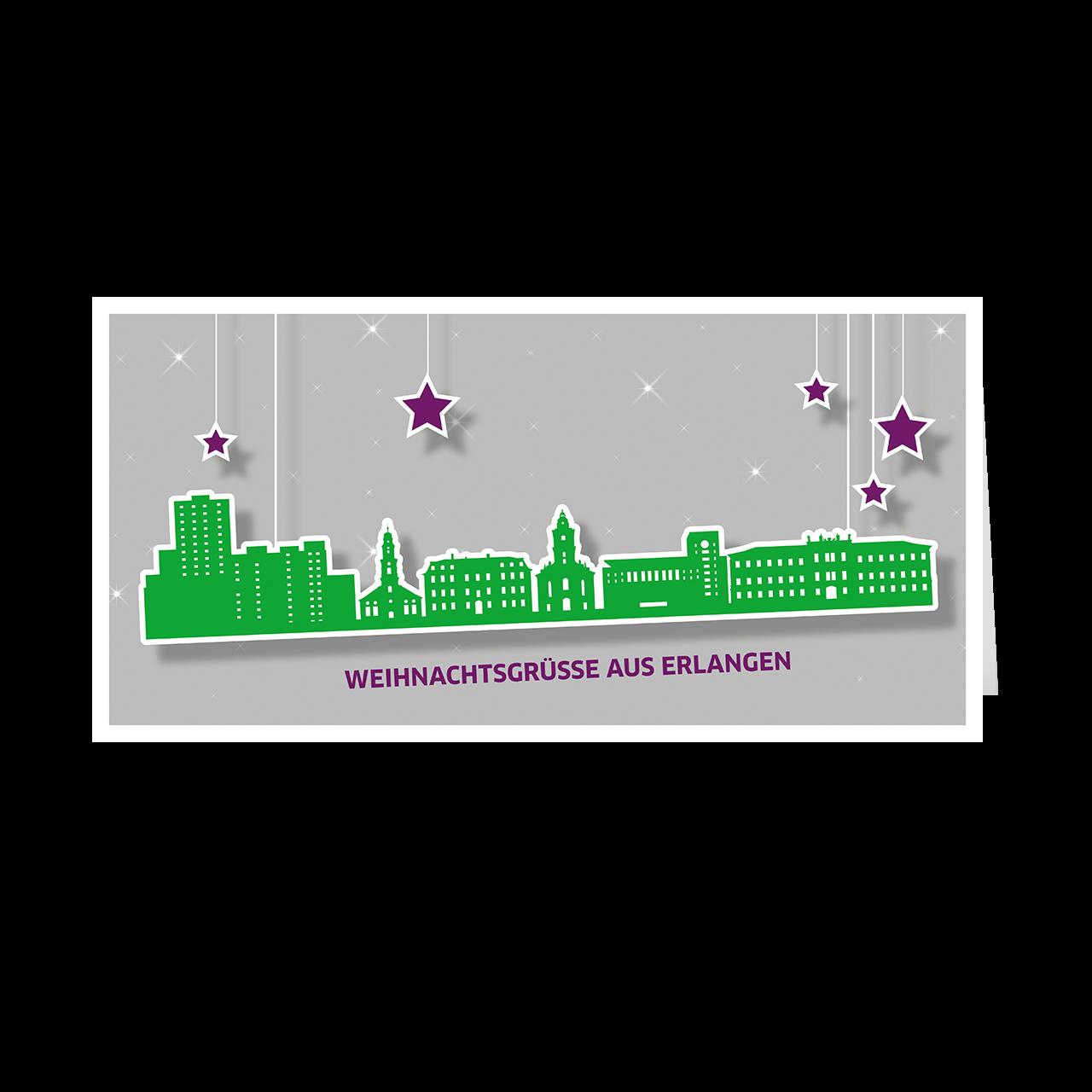 Skyline pop - Erlangen
