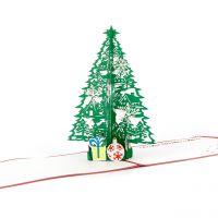 """Pop-up """"3D Weihnachtsbaum"""""""