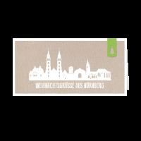 Skyline modern - Nürnberg