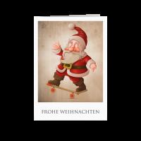 Santa Active - Skater