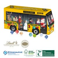 Bus Adventskalender Lindt - kompostierbares Inlay
