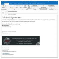 """E-Mail-Signatur """"Mehrsprachig"""""""