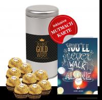 Goldenes Comeback - Ferrero Rocher