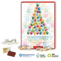"Wand-Adventskalender Lindt ""Select Edition"""