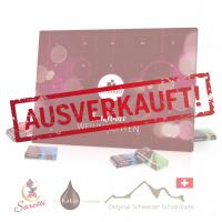 "Tischkalender Sarotti - Standardmotiv ""Kugelrot"""