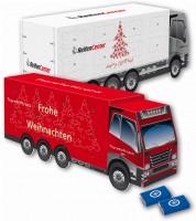 Adventskalender Truck