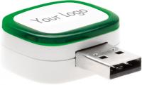 LED-Licht - USB (grün)