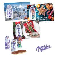 """Milka """"Kleine Weihnachtsfreunde"""""""