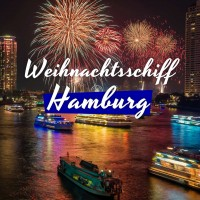 Weihnachtsschiff Hamburg