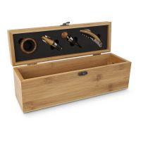 Weinaccessoire-Kiste Vino Bamboo