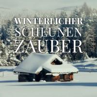 Winterlicher Scheunenzauber