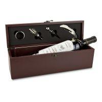 Weinaccessoire- Kiste