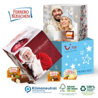 Adventskalender Cube Ferrero Küsschen