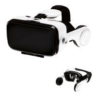 Virtual Reality Brille mit Kopfhörern