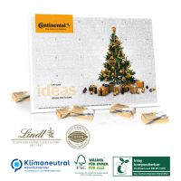 Tischkalender Lindt - kompostierbares Inlay