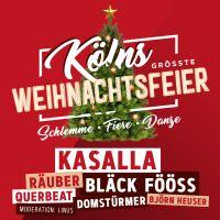 Kölns größte Weihnachtsfeier