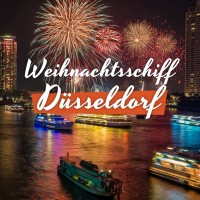Weihnachtsschiff Weihnachtsfeier Düsseldorf
