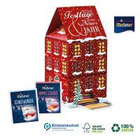 Tee-Haus Adventskalender ökologisch