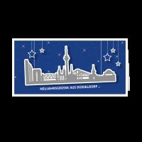 Skyline pop - Düsseldorf